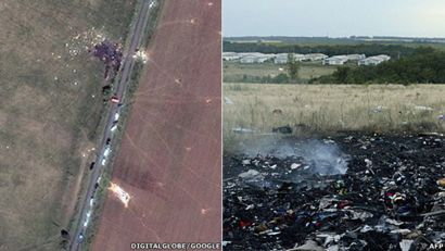 MH17 Ukraine plane crash: What we know - BBC News