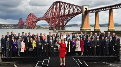 Newly-elected SNP MPs
