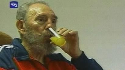 Fidel Castro, 2007