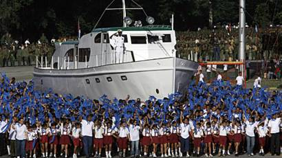 barco Granma