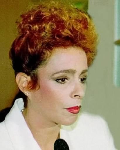 Alina Fernández, hija de Castro