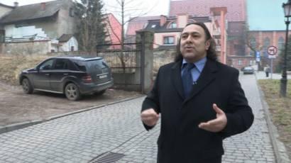 Roman Kwiatkowski, lãnh đạo cộng đồng người di-gan ở Ba Lan