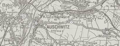 Auschwitz, 1942