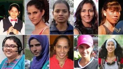 100 Women - sport