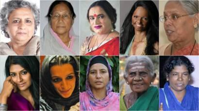 100 Women - changemaker
