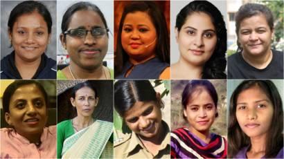 100 Women -  First