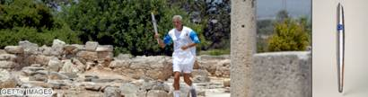 Athens 2004 Olympic Torch
