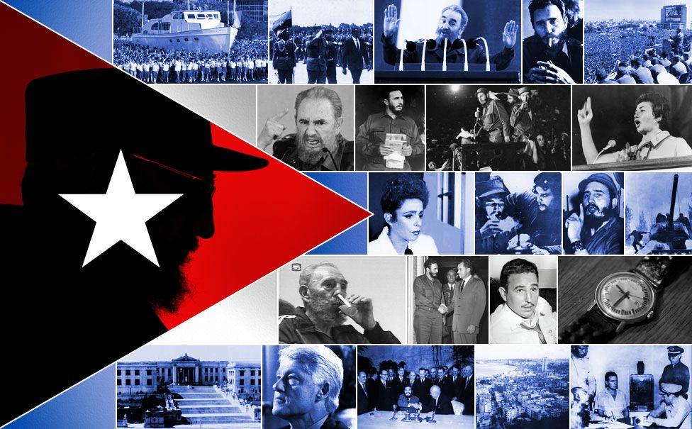 Muere Fidel Castro: su vida en 22 números