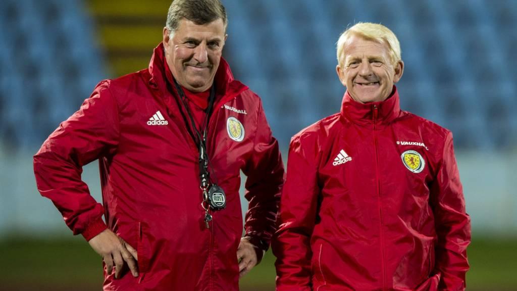 Scotland: Darren Fletcher faces fitness test ahead of Slovakia clash