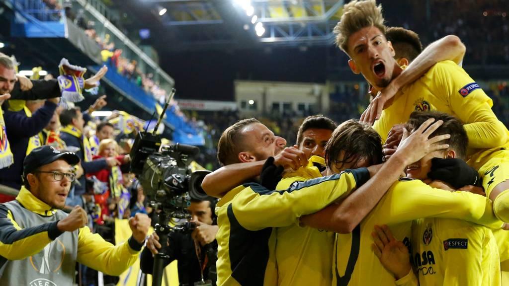 Villarreal Vs Liverpool