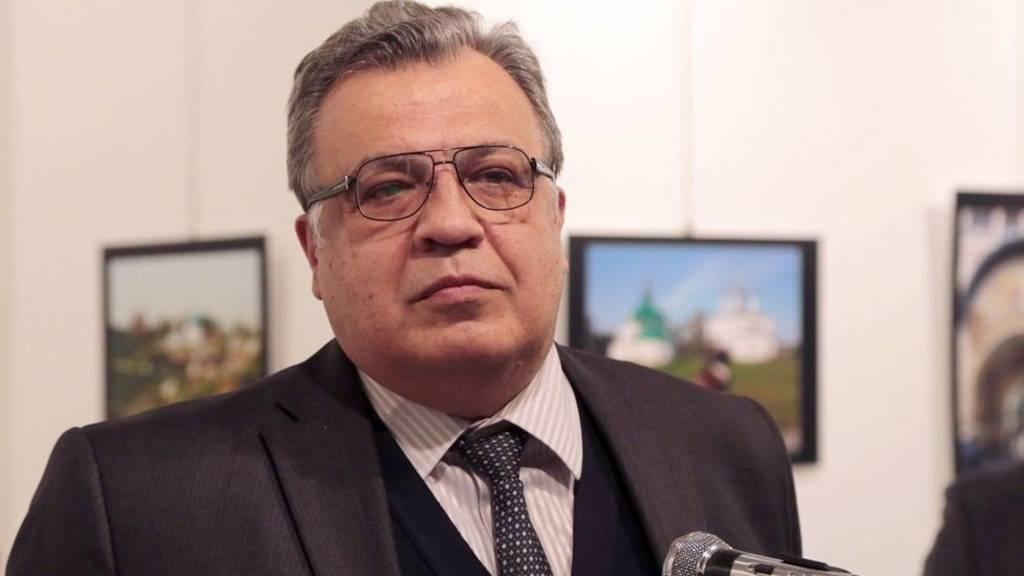 ВАнкаре совершено покушение на русского посла вТурции