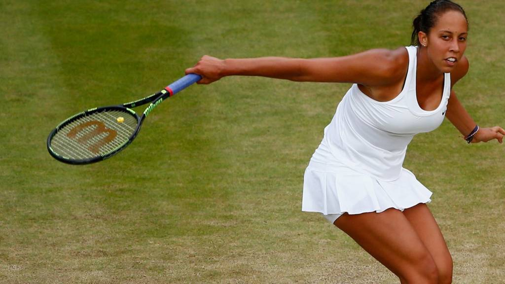 Wimbledon 2016: Madison Keys/ Sloane Stephens v Timea ...