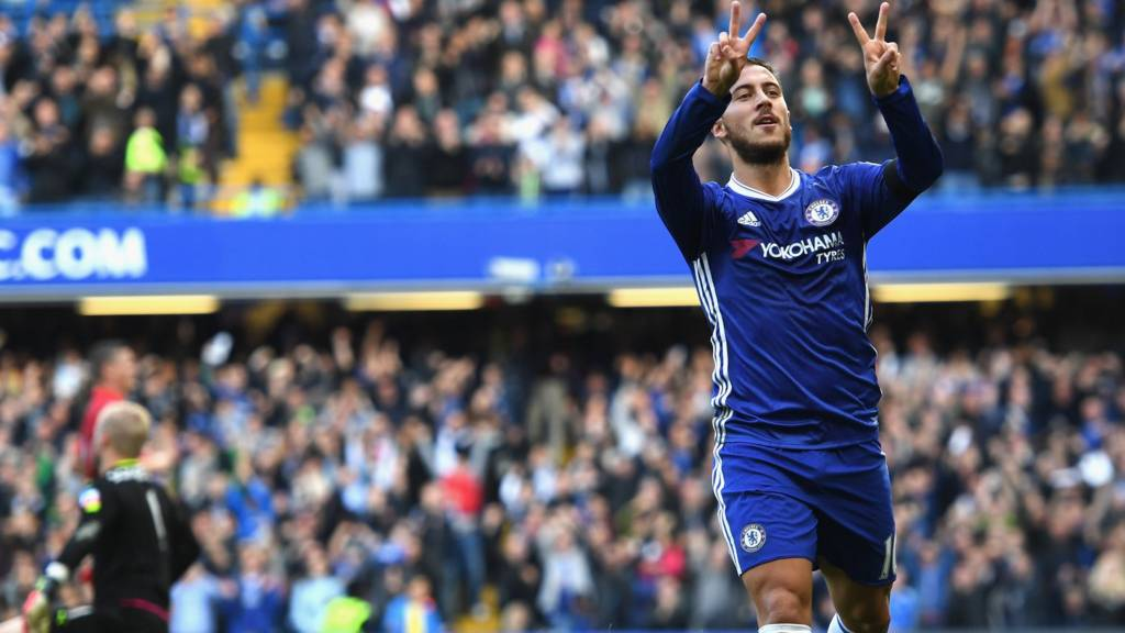 Image result for chelsea 3-0 leicester