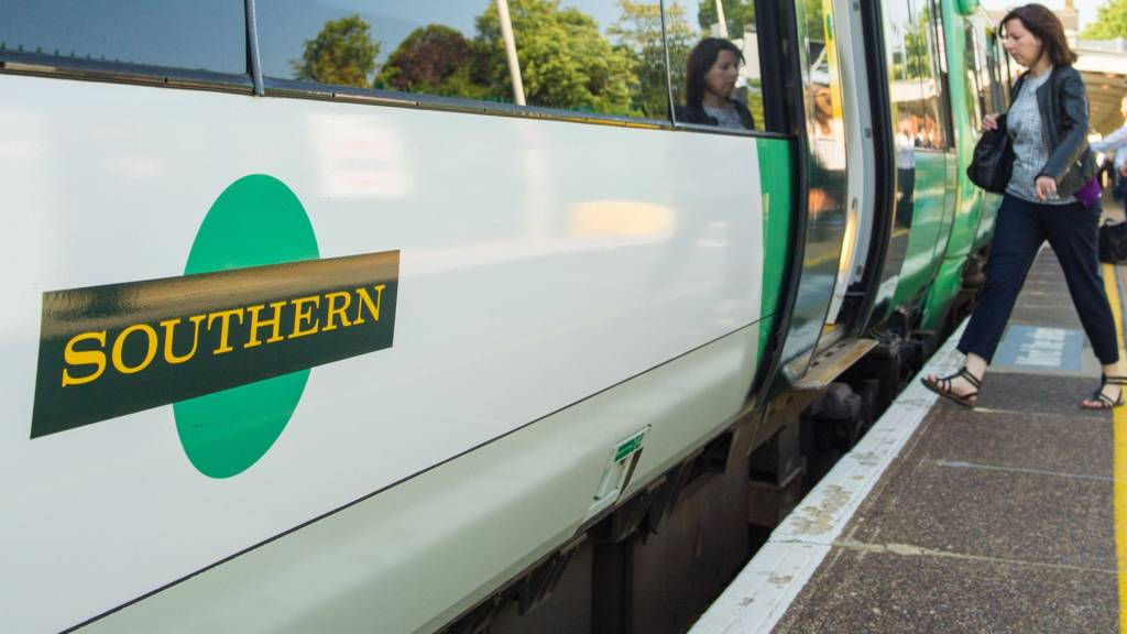 Rail operator Southern facing ticket office strike as well as conductor walkout