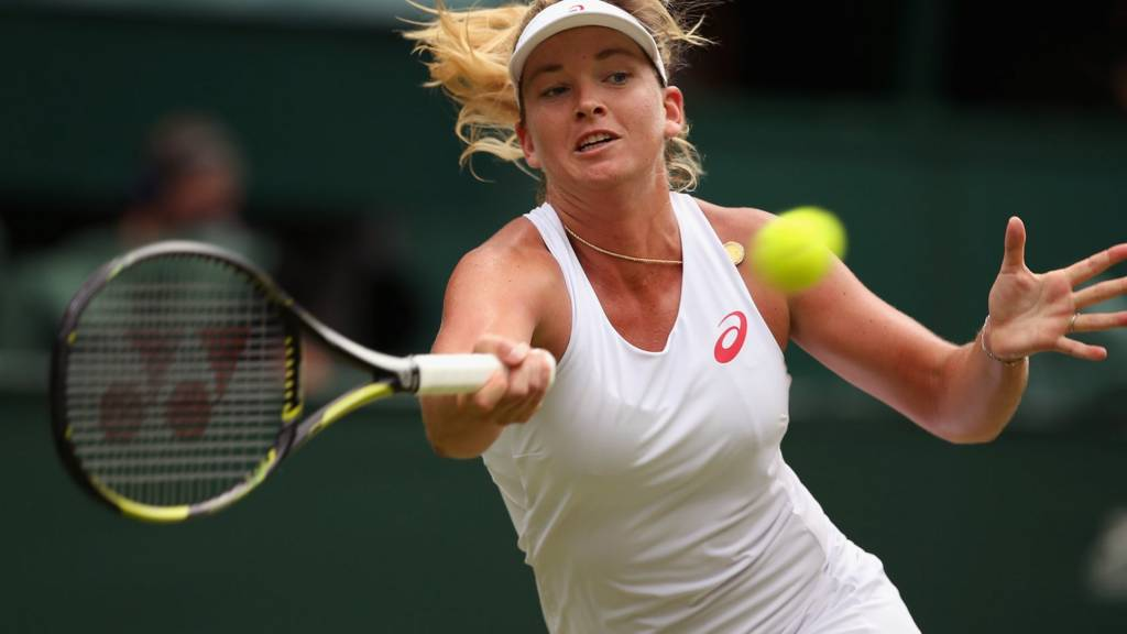 Wimbledon 2016: Day two - BBC Sport