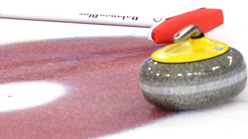 A curling stone