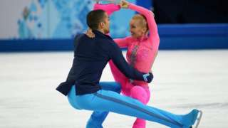 Sochi 2014: Figure skating - pairs