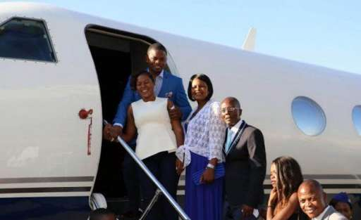Prophet Bushiri Acquires Third Jet allafrica.com/view/group/mai… #Malawi