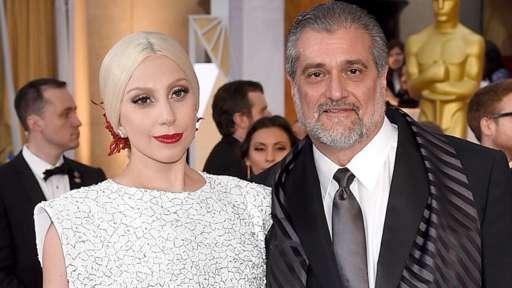 Lady Gaga and dad Joe Germanotta