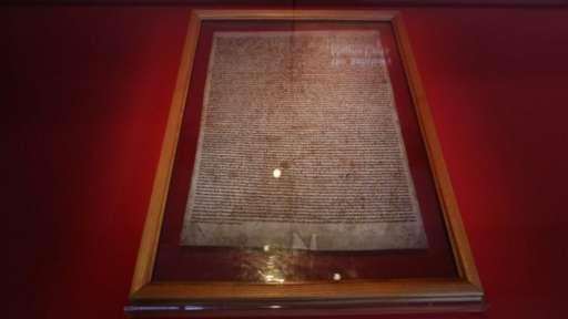 As it happened: Magna Carta 800th