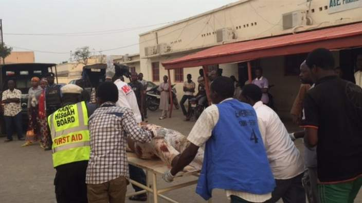 Kano bomb blasts victims