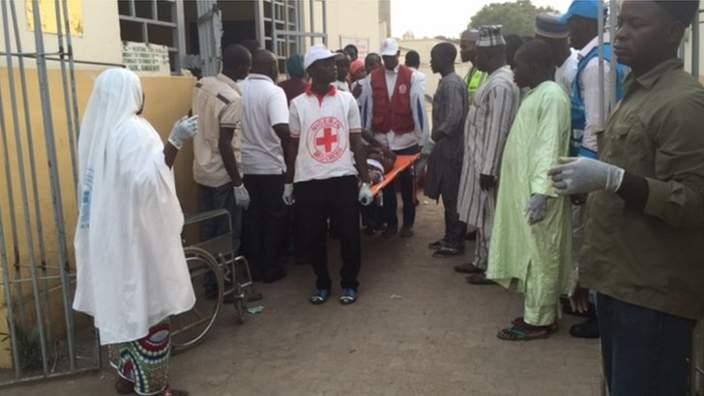 Kano bomb blasts victims