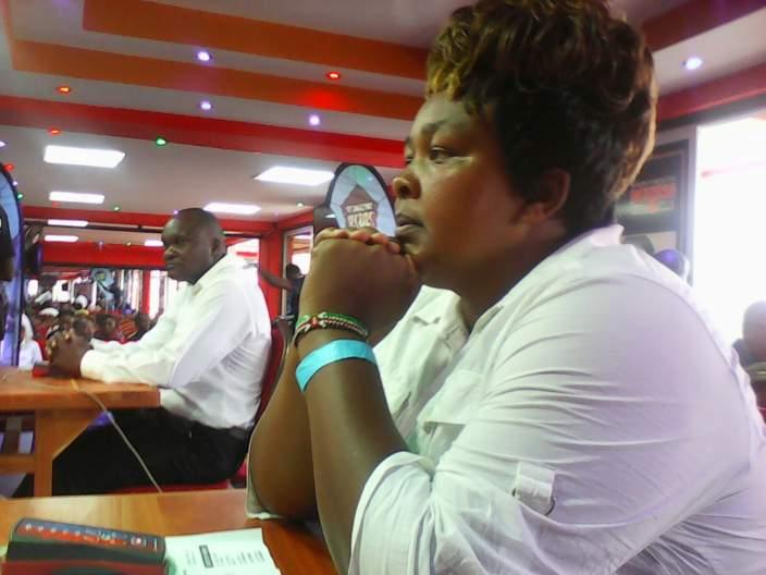 Rebecca Wambui