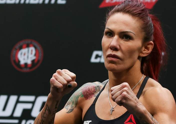 UFC announces Cris Cyborg has been flagged for potential USADA violation