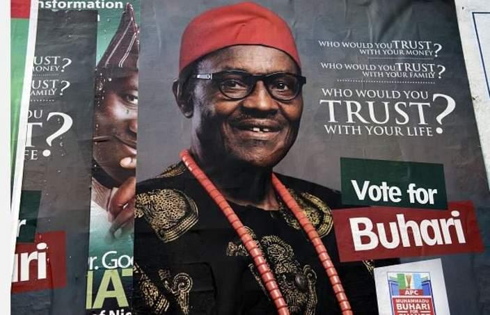 Buhari campaign promises