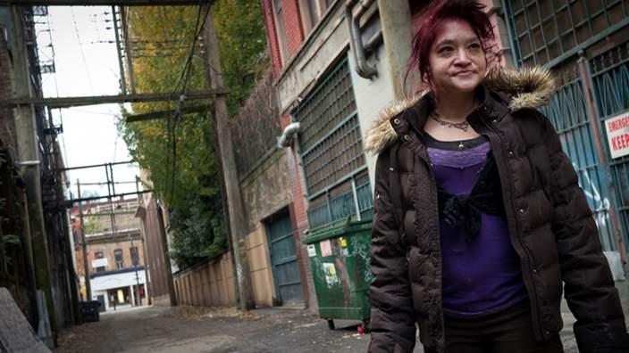 Aaron Goodman's picture of Cheryl