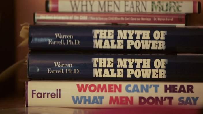 Warren Farrell's books