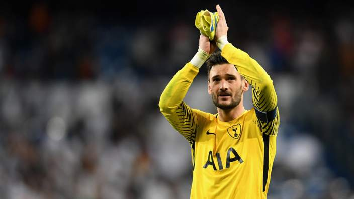 Hugo Lloris feels vindicated by decision to stick with Spurs