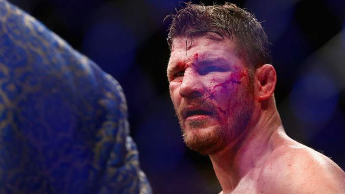 Bisping odds underdog in Gastelum fight