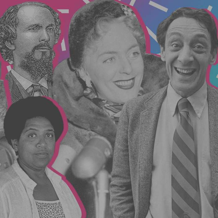 Seven people who changed LGBT history