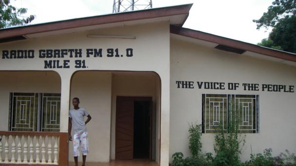 Radio Gbafth, Sierra Leone