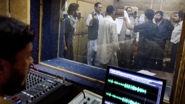 Afghan radio drama New Home New Life