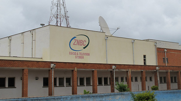 National Broadcasting Corporation building, Zambia