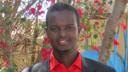 Barkhad Kaariye, Production Assistant, BBC Media Action in Somalia.