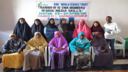 A group of women in Somalia who have had media training