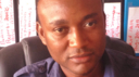 BBC Media Action programme manager Musa Sangarie, Sierra Leone March 2014