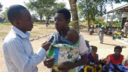 BBC Media Action interviewing a listener from Dodoma town