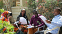 A script reading for BBC Media Action radio drama in Somalia, Maalma Dhaama Maanta.