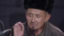Abdurrasul Pamiri asking a question on Open Jirga, Afghanistan.