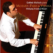 Review of Paris & Vienna (piano: Gottlieb Wallisch)