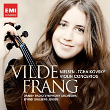 Review of Tchaikovsky and Nielsen: Violin Concertos (Danish National Symphony Orchestra / Eivind Gullberg Jensen)