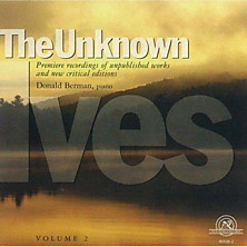 Review of The Unknown Ives, Volume 2