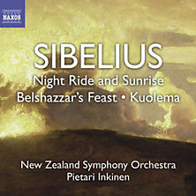 Review of  Night Ride & Sunrise; Belshazzar's Feast; Kuolema