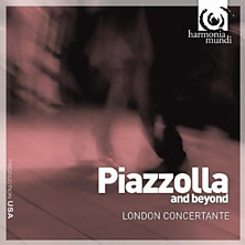 Review of Piazzolla and Beyond (London Concertante)