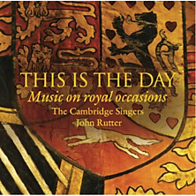 Review of This Is the Day: Music on Royal Occasions