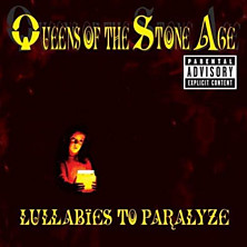 Review of Lullabies To Paralyze
